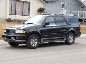 Rare 01 Lincoln Navigator. Trade for a car, truck or motorcycle