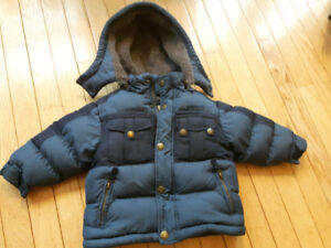 Size 18 month snowsuit