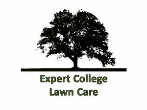 Expert College Lawn Care- Fall Clean Ups