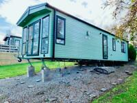 Luxury static caravan for sale on Lake District / Yorkshire Dales Park