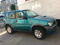Nissan Terrano 2.7TD S 2003 03 3 Door Only 82k Fsh One Former Keeper
