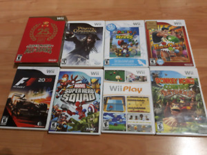 Wii, AUGMENTE TA COLLECTION