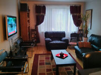 Spacious 4-1/2, 5 min walk from Cote Ste. Catherine metro