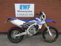 Yamaha WR250 F, 2016 MODEL, 66 REG, MINT COND ONLY 1 OWNER & 1026 MILES FROM NEW