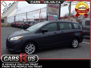 2013 Mazda MAZDA5 GS....includes 4 FREE winter tires!!!