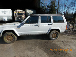 1989 Jeep Cherokee Limited Other