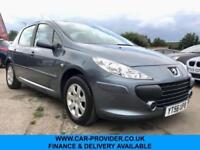 2006 PEUGEOT 307 S 1.6 HDI LOW MILES FULL SERVICE HISTORY 5DR 89 BHP DIESEL