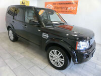 2011 Land Rover Discovery 4 3.0SD V6 ( 242bhp ) 4X4 Automatic HSE