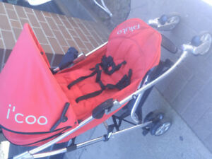 I'coo travel stroller