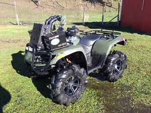 2011 Arctic Cat 700 Limited Edition