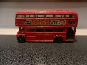 Dinky Cars London Bus Routemaster #289 Meccano Ltd. England