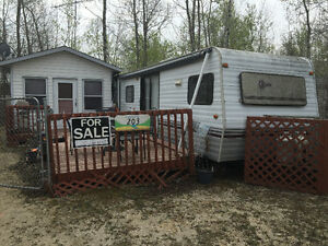 Perfect location at lilac resort LOT FEES PAID until 2017