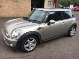 0808 Mini Mini 1.6 ( 120bhp ) ( Chili ) Cooper Silver 3 Door 65940mls MOT 12m
