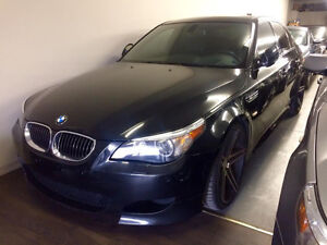 2006 BMW M5-FULLY LOADED-CERTIFIED & E-TESTED