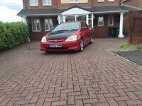 Honda Civic 1.6 £750 £750