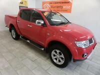 2014 Mitsubishi L200 2.5DI-D CR (EU V) 4WD LB Barbarian **BUY FOR £62 PER WEEK**