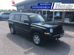 2014 Jeep Patriot Sport  - Bluetooth -  Cruise Control