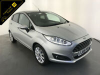 2015 65 FORD FIESTA TITANIUM TURBO 1 OWNER SERVICE HISTORY FINANCE PX WELCOME