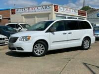 2014 Chrysler Voyager GRAND VOYAGER LIMITED CRD AUTO MPV Diesel Automatic