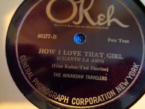 Huge Collections Of 78 RPM Records From Hoarding! Peterborough Peterborough Area image 8