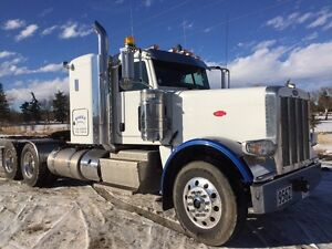 PETERBILT- 2015 (HEAVY SPEC)