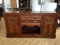 Victorian Mahognany Sideboard
