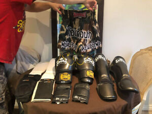 Muay thai gear