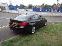 BMW 318 2.0TD ( 143bhp ) ( s/s ) 2012MY d Sport ONLY 70K MILEAGE ONLY £30 TAX
