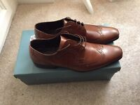Tan shoes from Debenhams