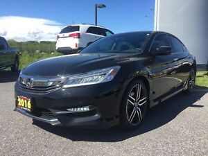 2016 Honda Accord Touring | LOADED!