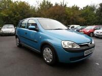 Vauxhall/Opel Corsa 1.0i 12v Elegance 5 DOOR CD PLAYER POWER STEERING 53 PLATE