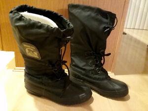 Sorrelsnowlion boots