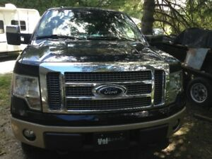 CAMION FORD F 150 2009 KING RANCH 2009