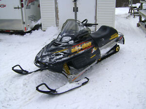 $3,500 OBO.   ***2004 SUMMIT 550 F/C SKI-DOO WITH RER REVERSE***