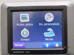 GPS GARMIN 550 MARIN/VTT West Island Greater Montréal image 3