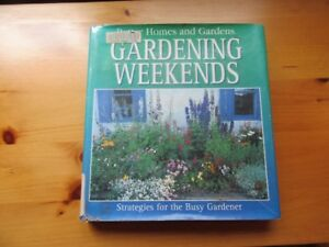 PLANTS AND GARDENING (10 BOOKS) - REDUCED!!!!!!