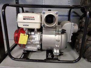2016 Honda WT40X