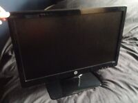 HP 20inch Monitor Fully working