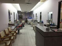 Chair Rental Available at L'Hairport Unisex Hair Salon