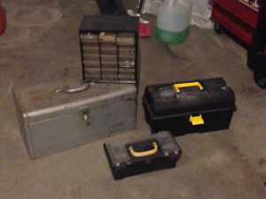 Seperate tool boxes for sale