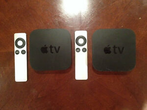 3rd Gen Apple TVs