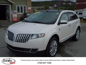 2013 Lincoln MKX LUXURY PACKAGE