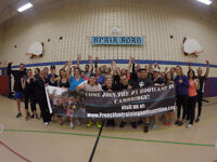 Group Fitness Program! - Right Here in Galt! Blair Road School