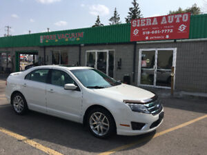 2010 Ford Fusion SEL**V6 3.0**LEATHER**ROOF**ONE OWNER**NO ACCI