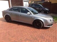 Audi A4 tdi s line may swap