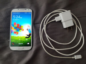 Samsung S4 Excellent condition unlocked from Rogers.