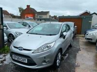 FORD FIESTA 1.4 TDCi Zetec 5dr , 2 REMOTE KEYS , 2 OWNERS FROM NEW