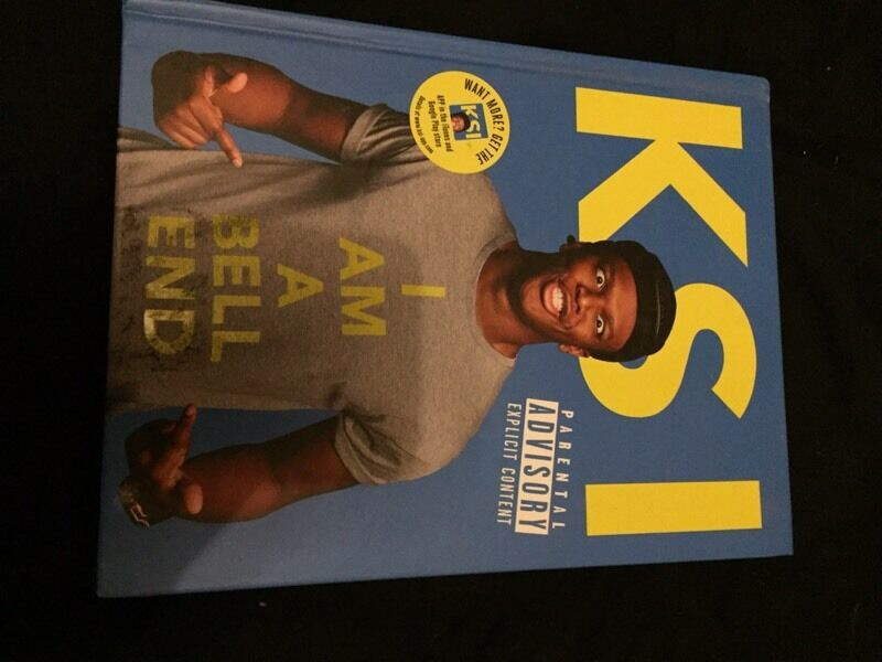 KSI bookin Taunton, SomersetGumtree - A book written by the internet celebrity that is KSI, and how he rose to fame