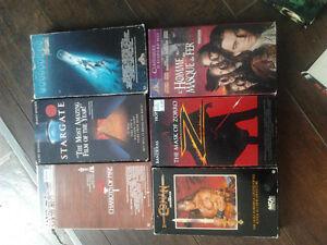 Casettes VHS à 1.00$ ch. Gatineau Ottawa / Gatineau Area image 5