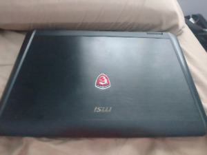 MSG GT70 2 PC, MONSTER GAMING LAPTOP
